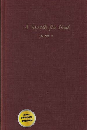 bokforside A Search for God, Book 2