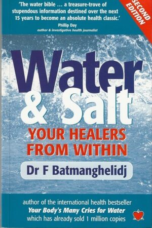 bokforside Water & Salt, Your Healers From Within