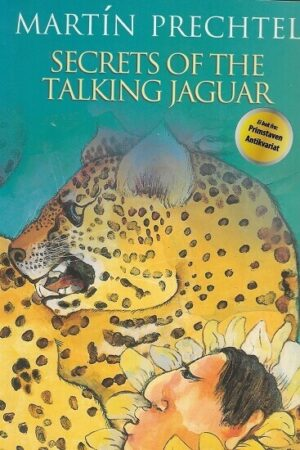 bokforside Secrets Of The Talkin Jaguar