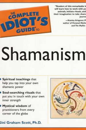 bokforside The Complete Idiots Guide To Shamanism