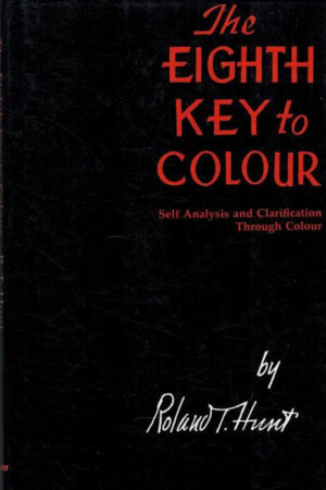 bokforside The Eight Key To Colour, Roland T. Hunt