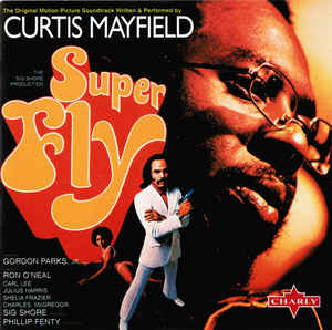 Curtis Mayfield – Superfly,vinyl