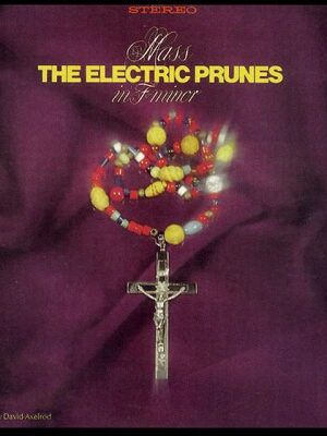 platecover Electric prunes, mass in f minor